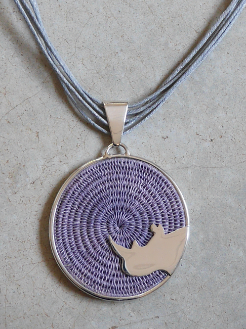 Large Rhino Necklace