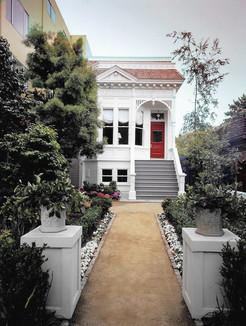 Jonathan Berger Interior Design, San Francisco townhouse remodel