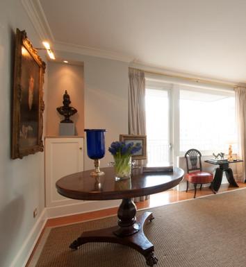 Jonathan Berger Interior Design, New York apartment remodel