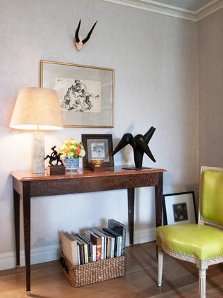 Jonathan Berger Interior Design, New York City apartment