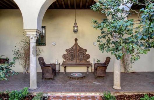 Jonathan Berger Interior Design, Pasadena California Home