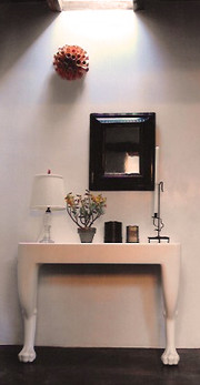 Jonathan Berger Interior Design, Santa Fe Adobe