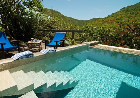 Jonathan Berger Interior Design, Caribbean Hotel