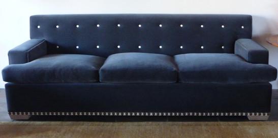 Custom furniture by Jonathan Berger Interior Design