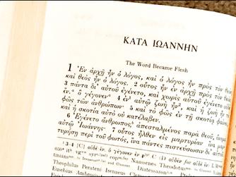 Resumo dos escritos do Novo Testamento