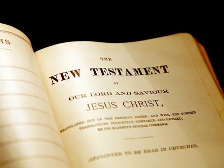 A mensagem do Novo Testamento