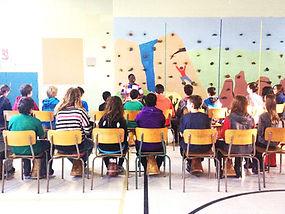Percussion africaine / Artiste à l'école / Les Productions Mosaiculture