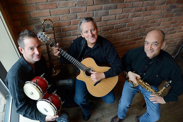 Trio Brasil / Les Productions Mosaiculture