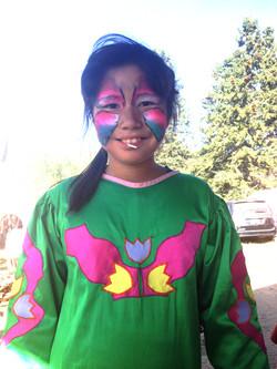 Papillon- Powow Wemotaci