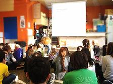 Atelier chant chorale africaine / Artistes à l'école / Les Productions Mosaiculture
