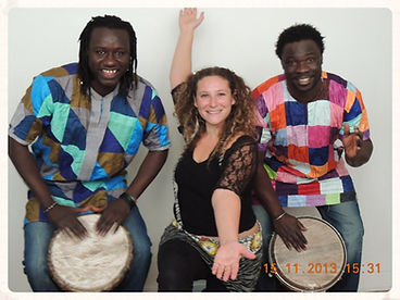 Artistes à l'école / Percussion africaine / Les Productions Mosaiculture