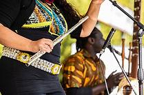 Mi'gMafrica, Musique afro-autochtone. La rencontre entre la culture mi'gmak et la culture mandingue du Sénégal