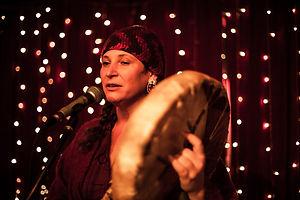 Contes et chants traditionnels mi'gmak avec Valérie Ivy Hamelin de la communauté de Gespeg