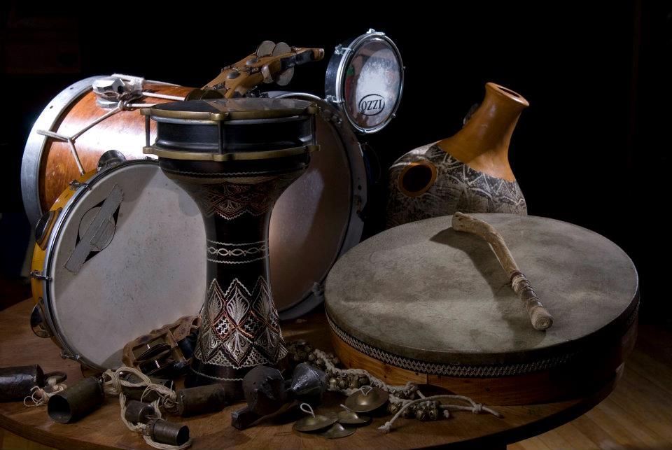 Nos instruments tous