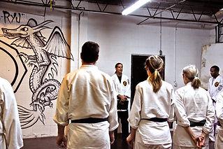 Mixed Martial Arts (MMA), dojo, Jujutsu, Japanese jujutsu, karate, judo, kickboxing, street fighting, military training, self-defense, katana, samurai sword, erik paulson, combat submission wrestling, erik paulson csw,
