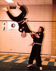 Mixed Martial Arts (MMA), dojo, Jujutsu, Japanese jujutsu, karate, judo, kickboxing, street fighting, military training, self-defense, katana, samurai sword, erik paulson, combat submission wrestling, Shihan William Pearson and James Marler