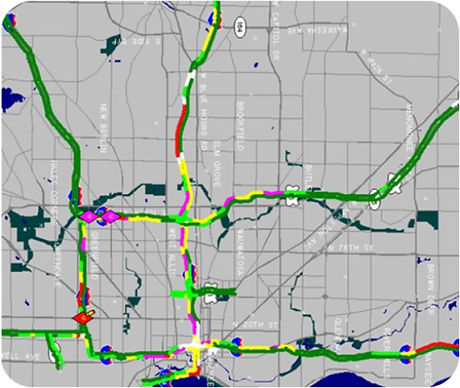 Traffic Data Management