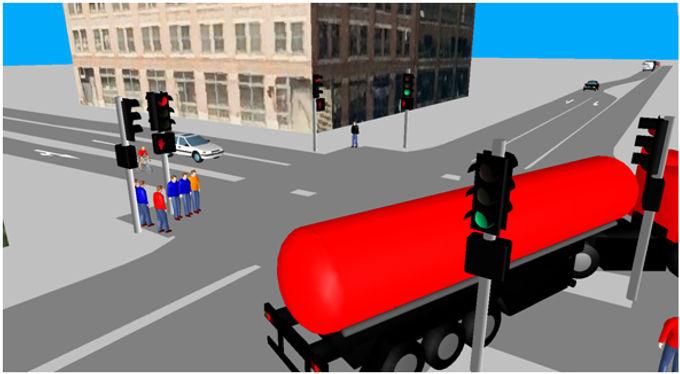 Traffic Microsimulation