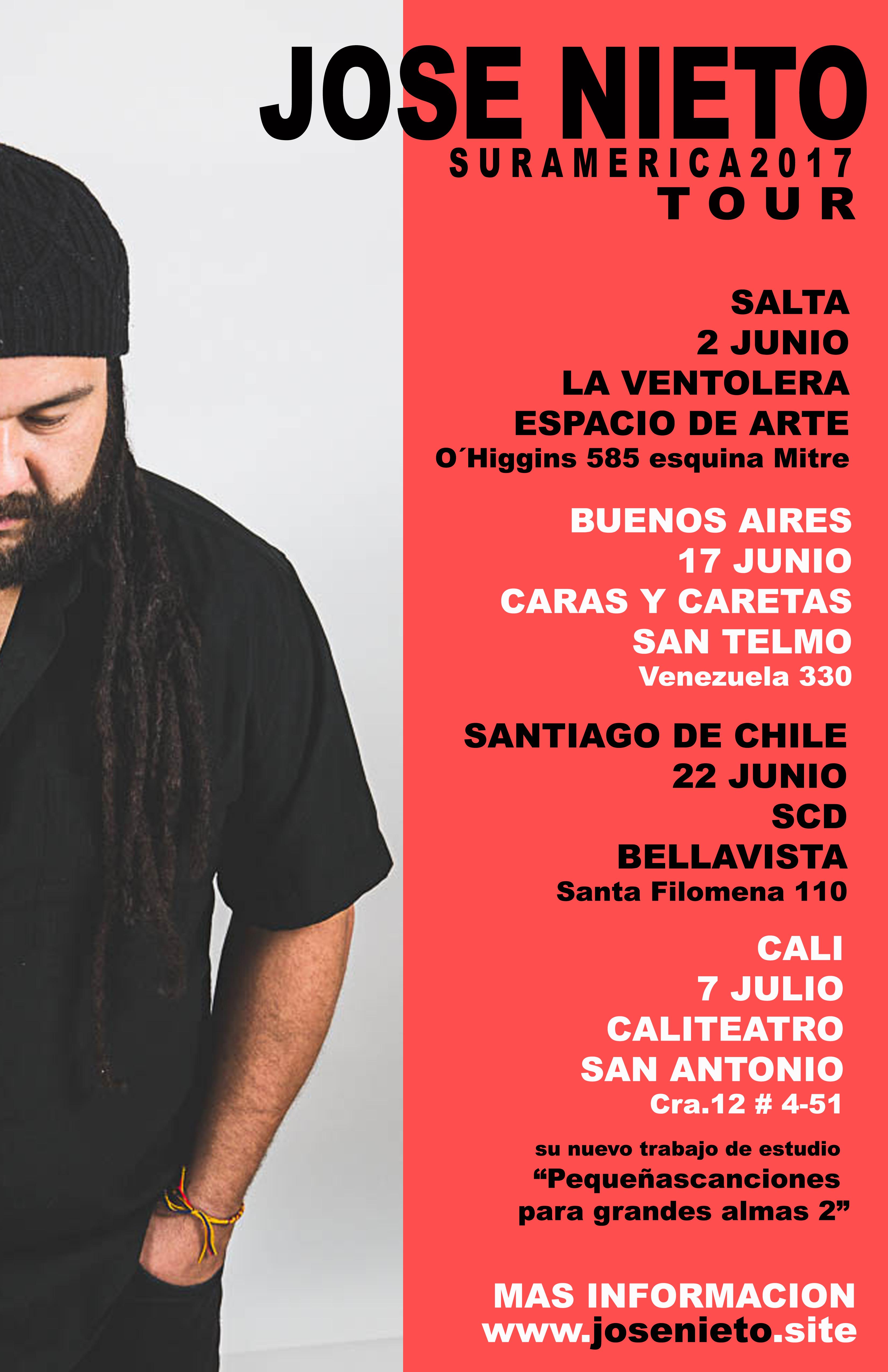 poster SURAMERICA 2017