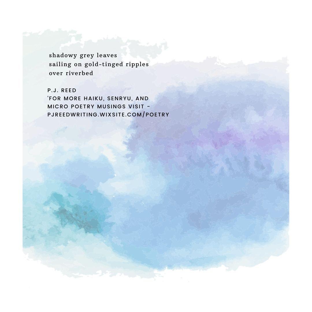 haiku 30 by P.J. Reed