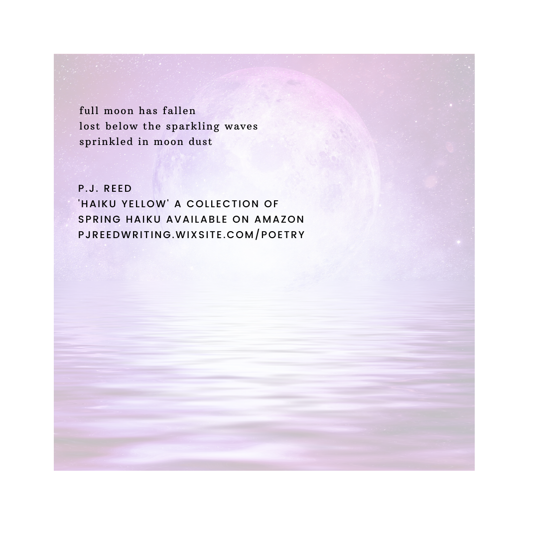 haiku 14 by P.J. Reed