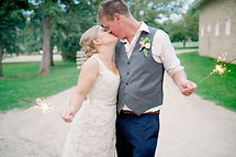 Ingrid & Josh: Love at Mayowood Stone Barn, featured on Minnesota Bride, photos by Amanda Nippoldt