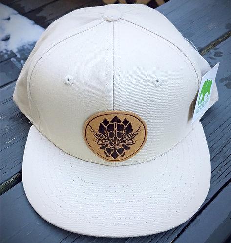 Khaki Leafman Hat
