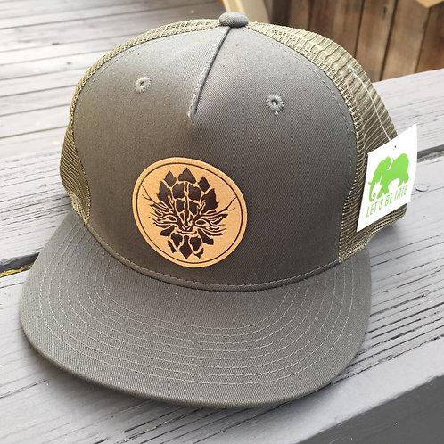 Olive Green Trucker Hat