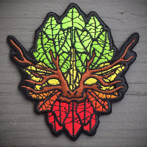 Leafman Patch