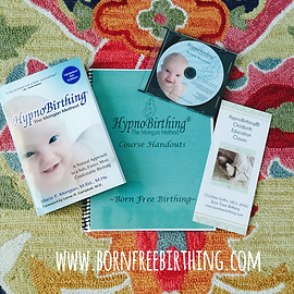 HypnoBirthing Classes Houston Born Free Birthing