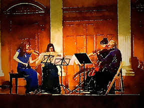 Love and Desire: String Quartets