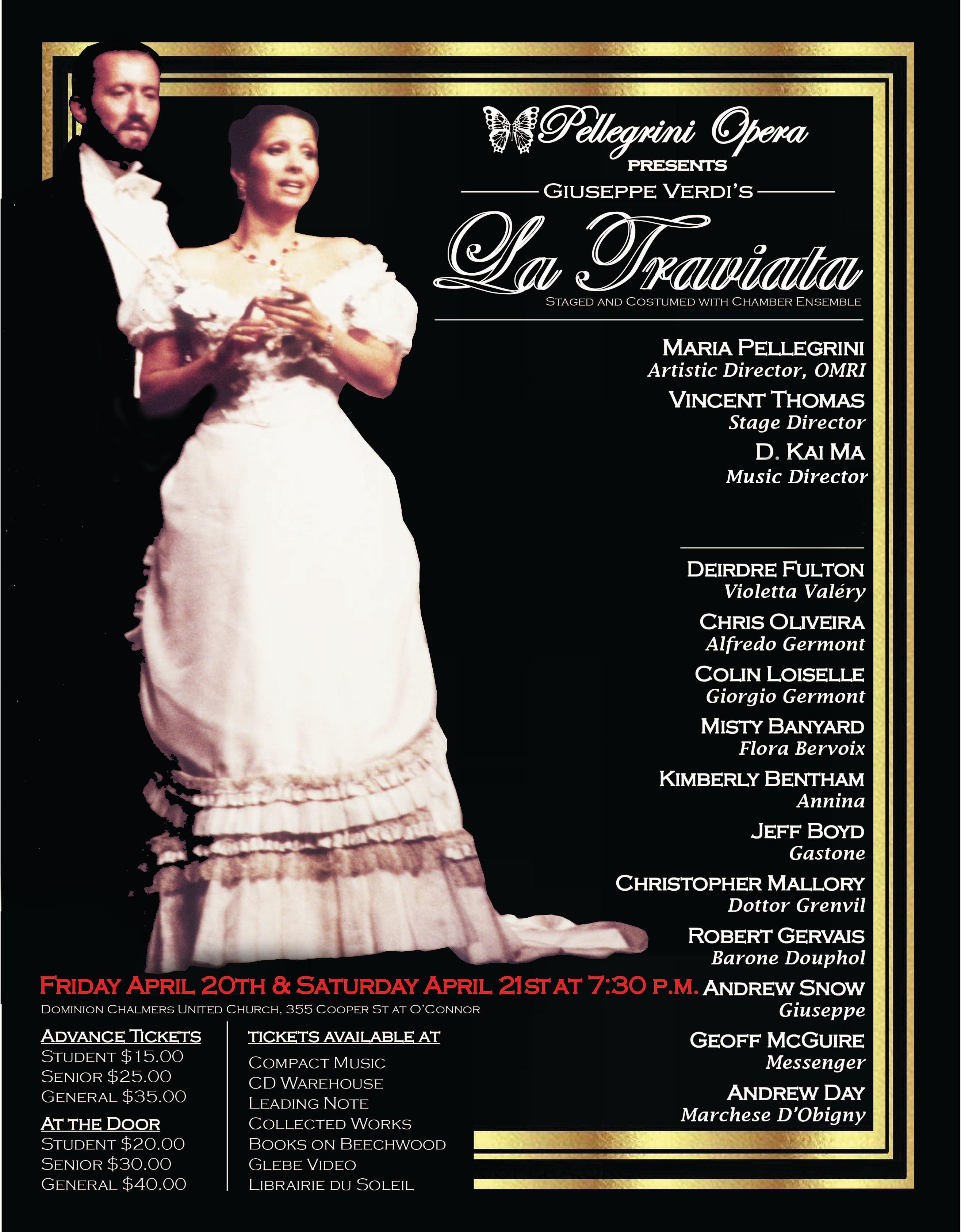 La Traviata 2012