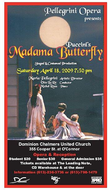 Madama Butterfly 2009