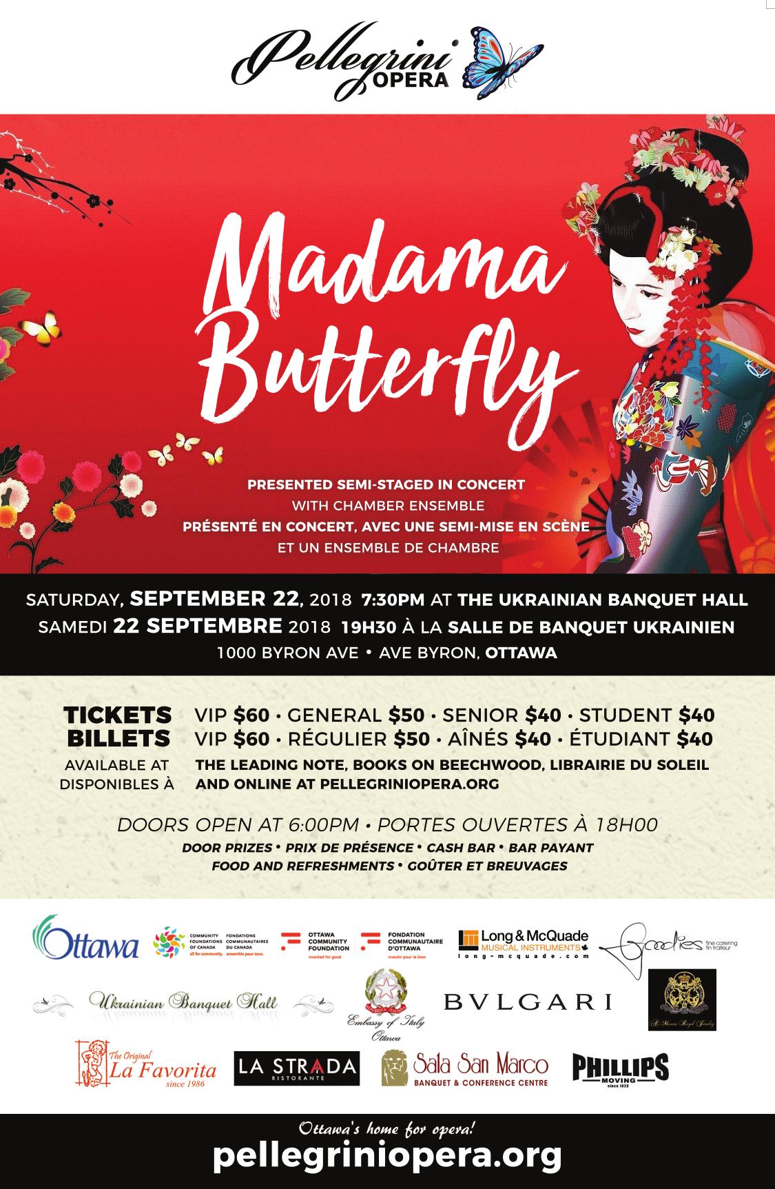 Madama Butterfly 2018