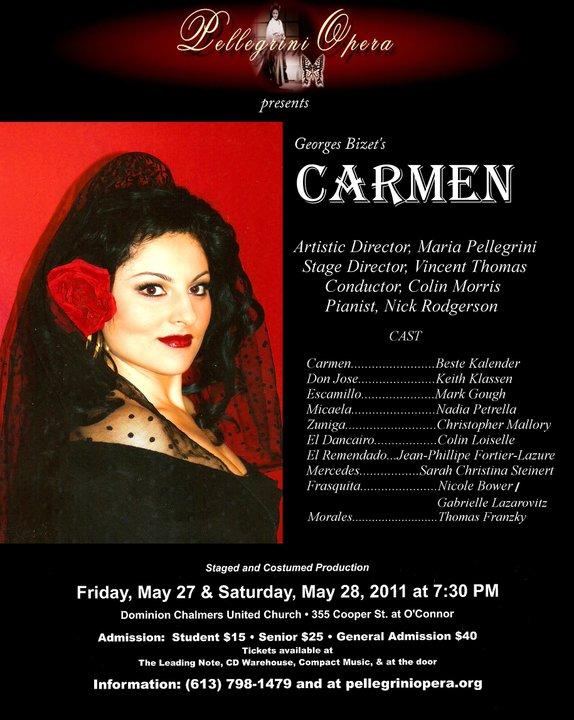 Carmen 2011