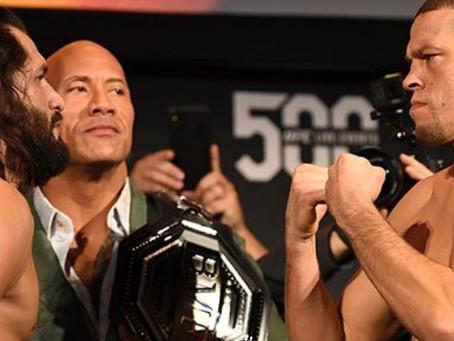 Este es el peleador de la UFC que retó al Canelo