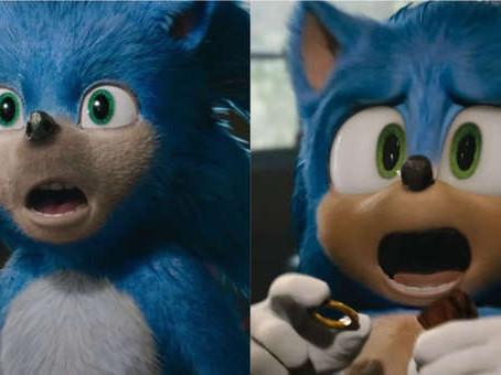 Así se ve Sonic en el nuevo tráiler de su película