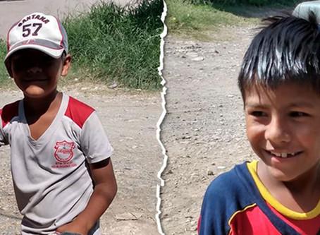 Niño de los mandados cumplió su sueño en Tamaulipas