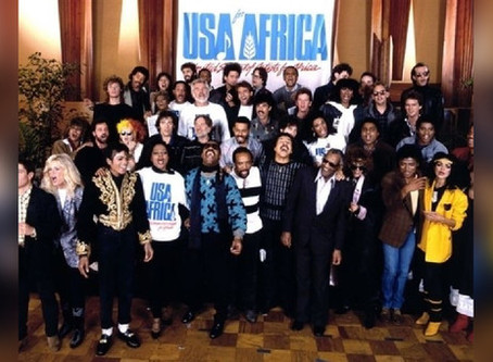 "Lionel Richie propone volver a grabar ""We are the world"" por el Coronavirus"