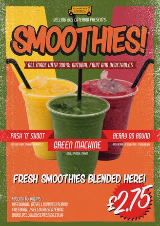 Smoothies Advert