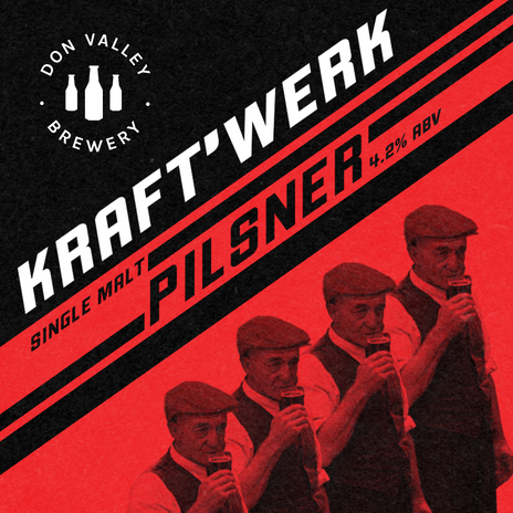 Kraft'werk Pilsner