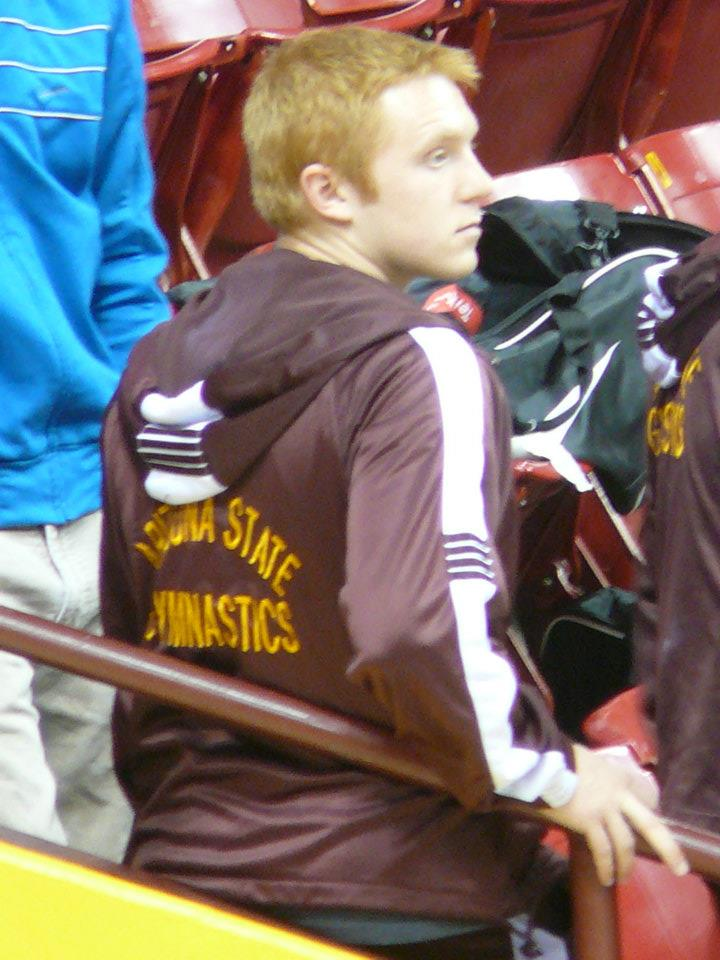 Riley ASU Gymnastics