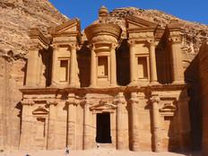 Ed Deir Monastery Petra Jordan Travel