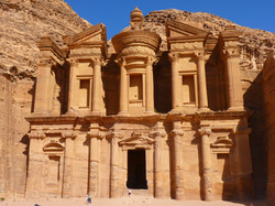 Ed Deir Monastery Petra Jordan Holiday Travel-3009_1920
