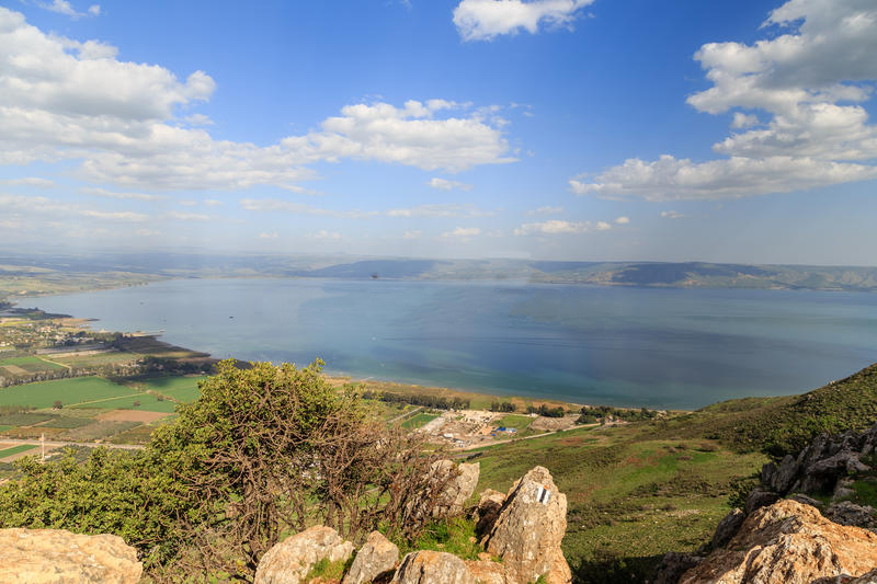 Arbel view-sea-galilee-mount-arbel
