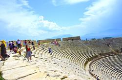 Hierapolis Pamukkale Denizli Ancient Nature Turkey-3424856_1920