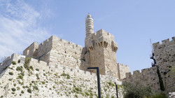 Jerusalem Israel Fortress David Landmark Culture-331382_1920