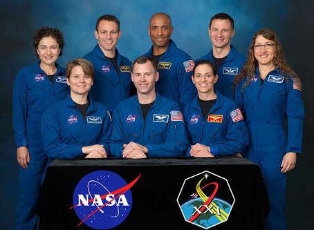 Behind the Scenes with a NASA Astronaut: Launching a New Career