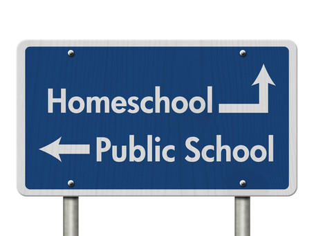 Public School v. Homeschooling: My Dirty Little Secret