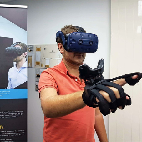 Haptic technology for a better immersive experience